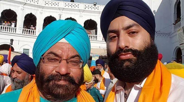 Sikh politician shot dead