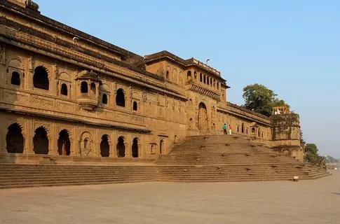 AhilyabaiHolkar2_Ahilyabai's Fort at Maheshwar