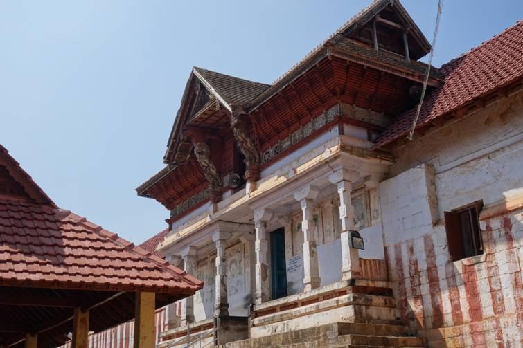 Sri Adi Keshava Perumal temple at Thiruvattar