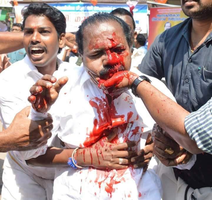 Dalit BJP Leader