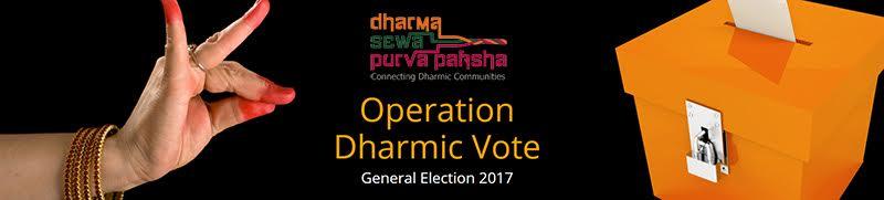 Operation Dharmic Vote