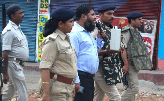 Assault on Hindus during Muharram Procession