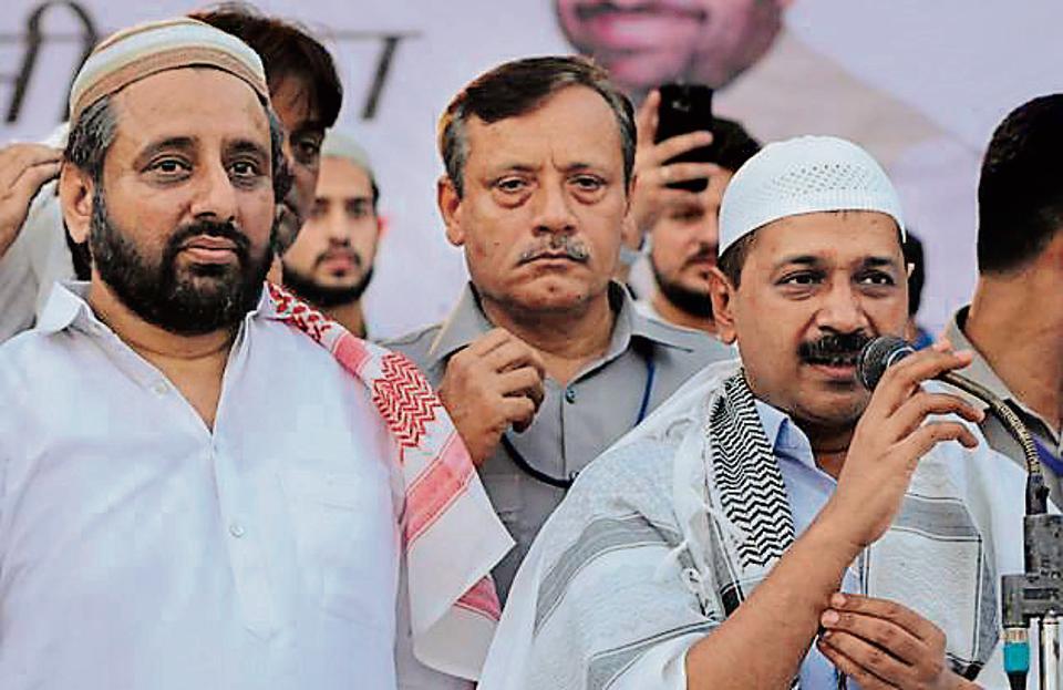 AAP MLAs VK Jain Confesses to Assault