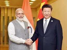 Bharat China relations