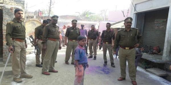Holi communal attacks