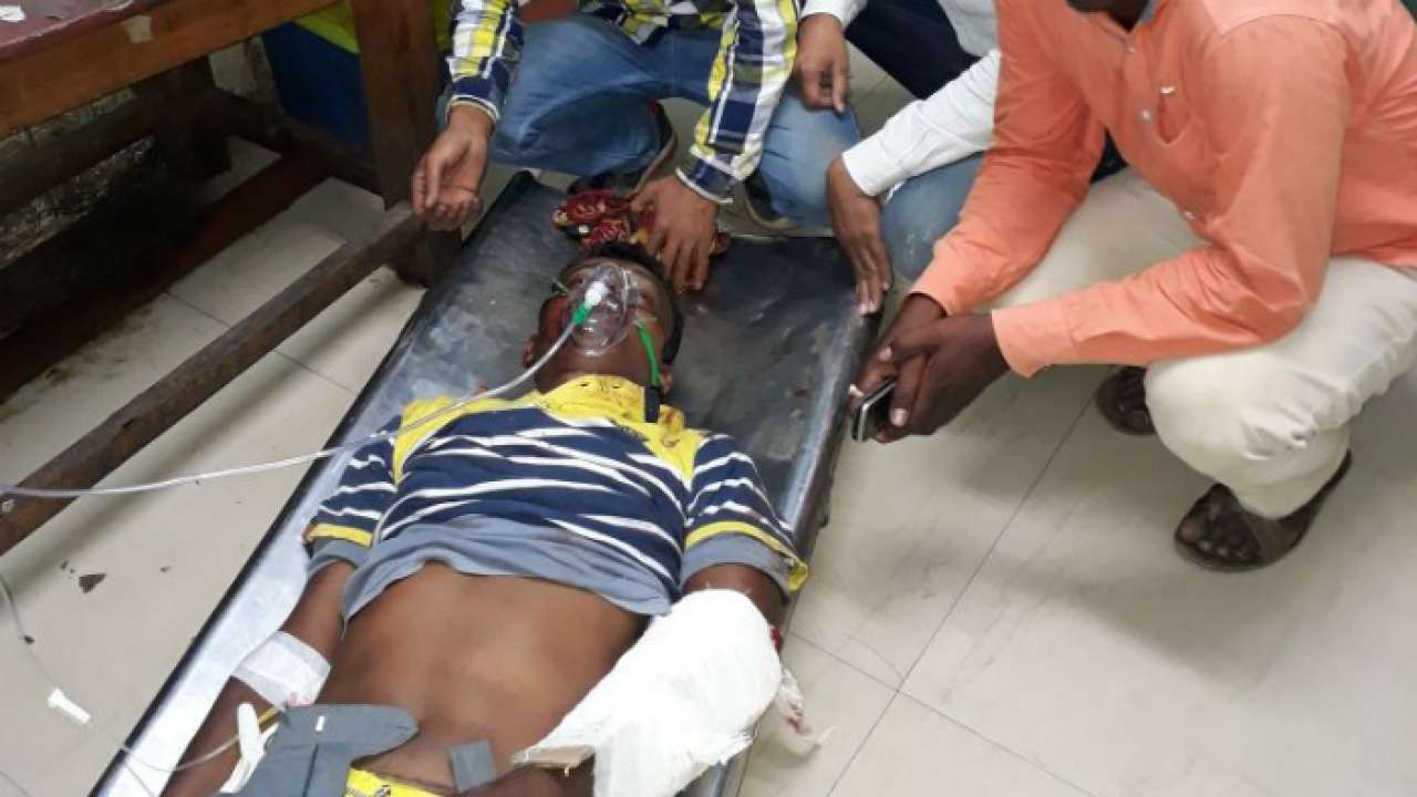 Ajit Murumu Election Violence