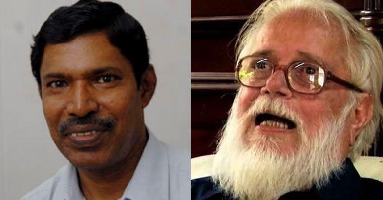 ISRO Scientist Framed by Congress