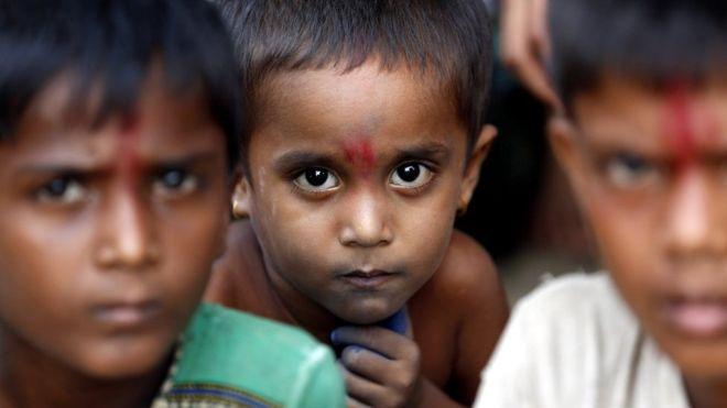 Massacred Hindus of Myanmar