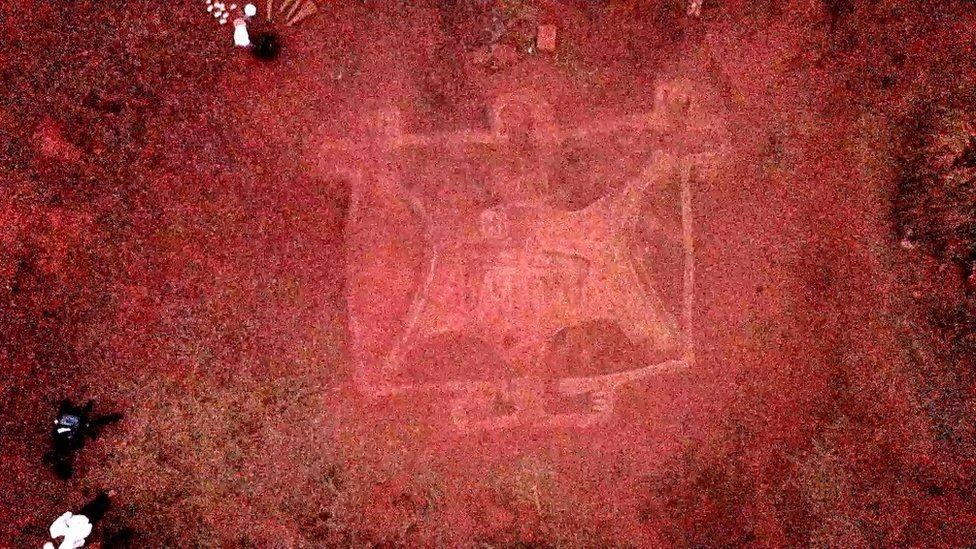 Rock-carving-petroglyphs-Maharashtra-India