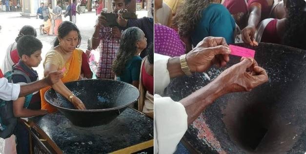 Sabrimala-protest-kerala-ayyappa Hundis in Government temples