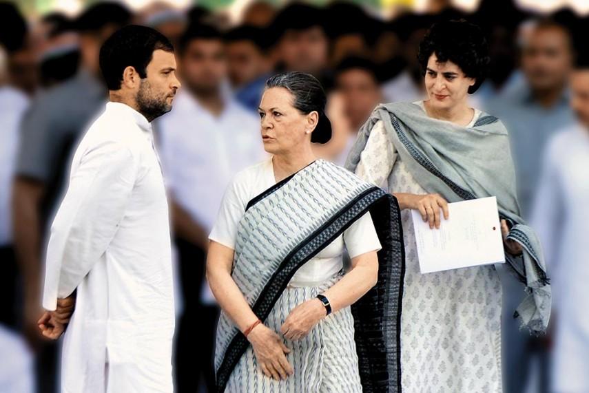Congress Party Leadership