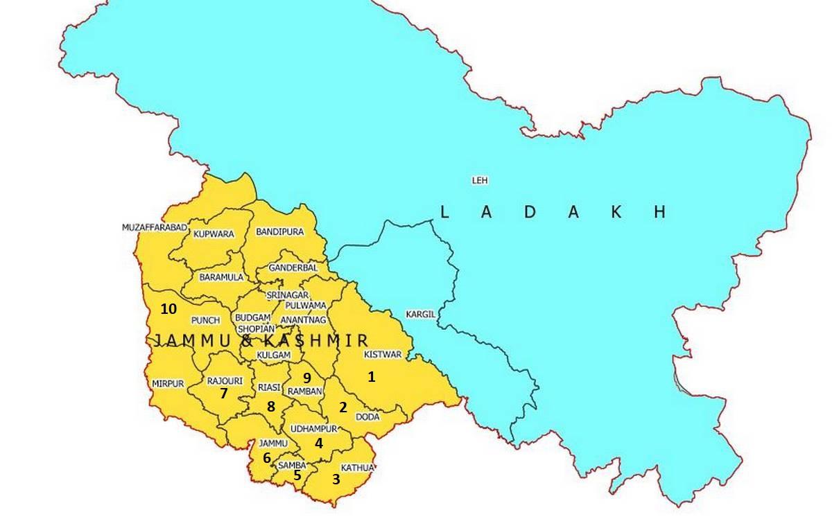 Jammu : victim of zameen jihad