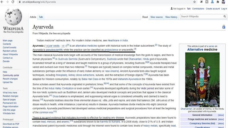 whitw man's bias in wikipedia