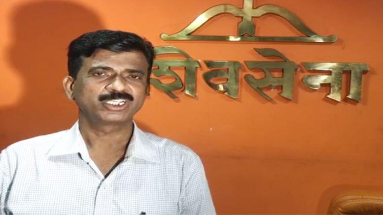 Sena leader Pandurang Sakpal