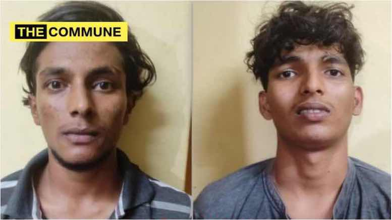 Muslim temple thieves