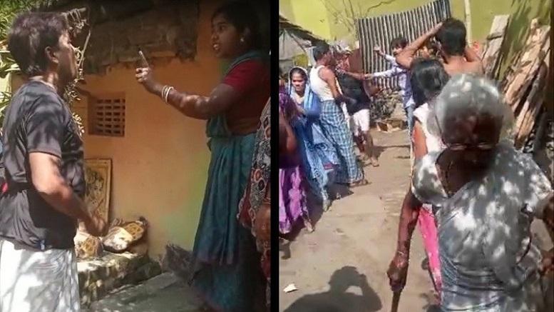 Attack on Dalit Hindus in Metiaburz