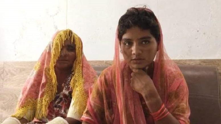 Rani Meghwar Abducted